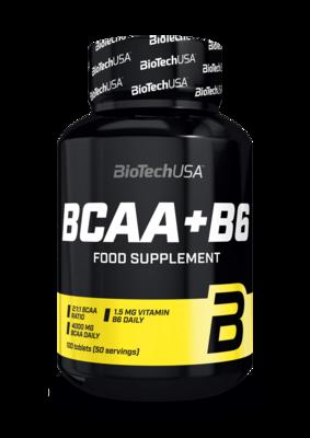 BCAA+B6 BioTech USA 100табл.