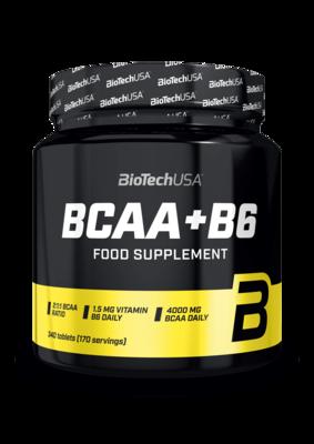 BCAA+B6 BioTech USA 340табл.