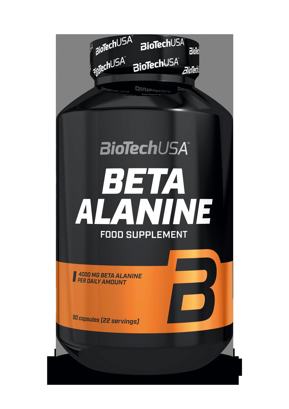 Beta Alanine BioTech USA 90 капс.