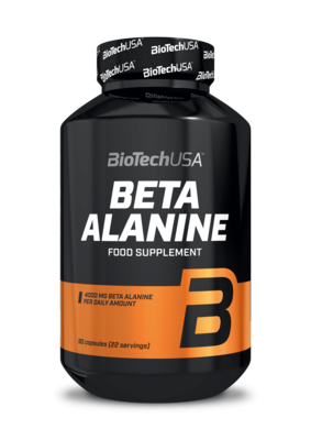 Beta Alanine BioTech USA 90 капс.