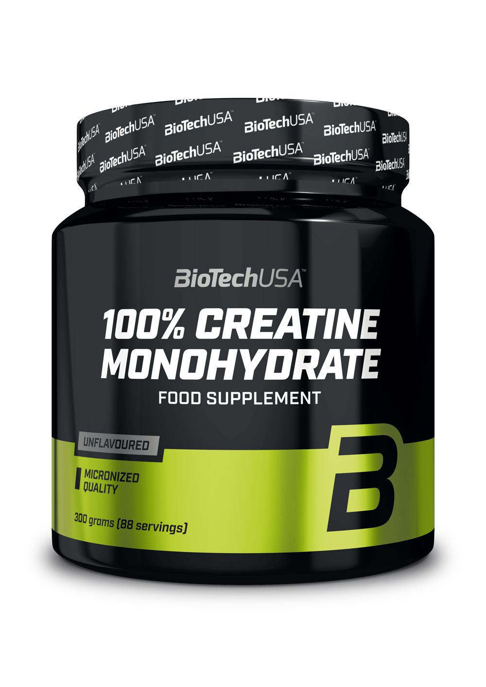100 % Creatine Monohydrate BioTech USA 300гр.