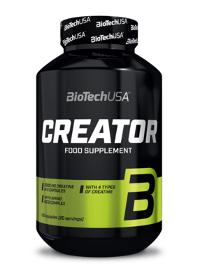 Creator BiotechUSA 120 капс.