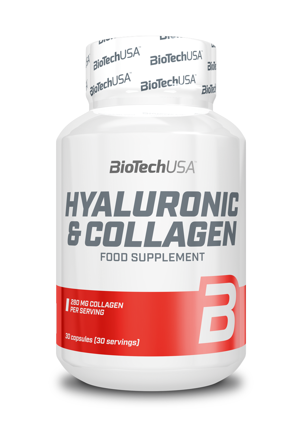 Hyaluronic & Collagen BioTech USA 30 капс.