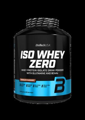 Iso Whey Zero Biotech USA 2270 гр.