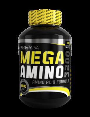 Mega Amino 3200 BioTech USA 100табл.