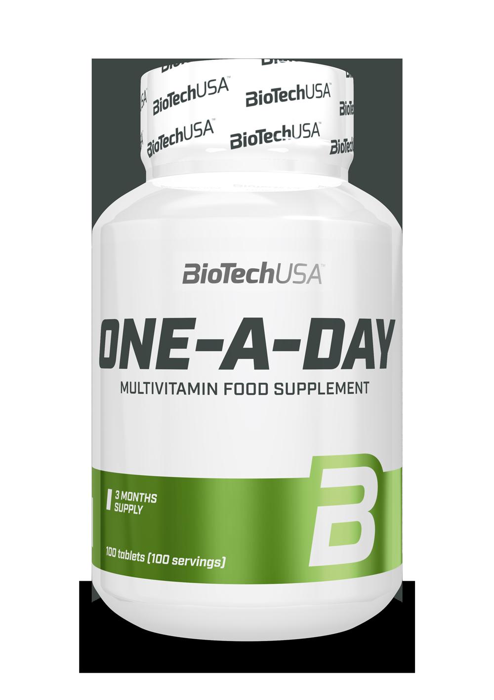 One a day Biotech USA 100 табл.