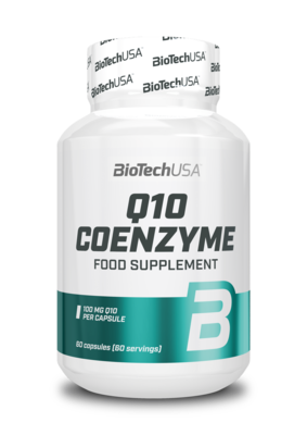 Q-10 Coenzyme BioTech USA 60 капс.