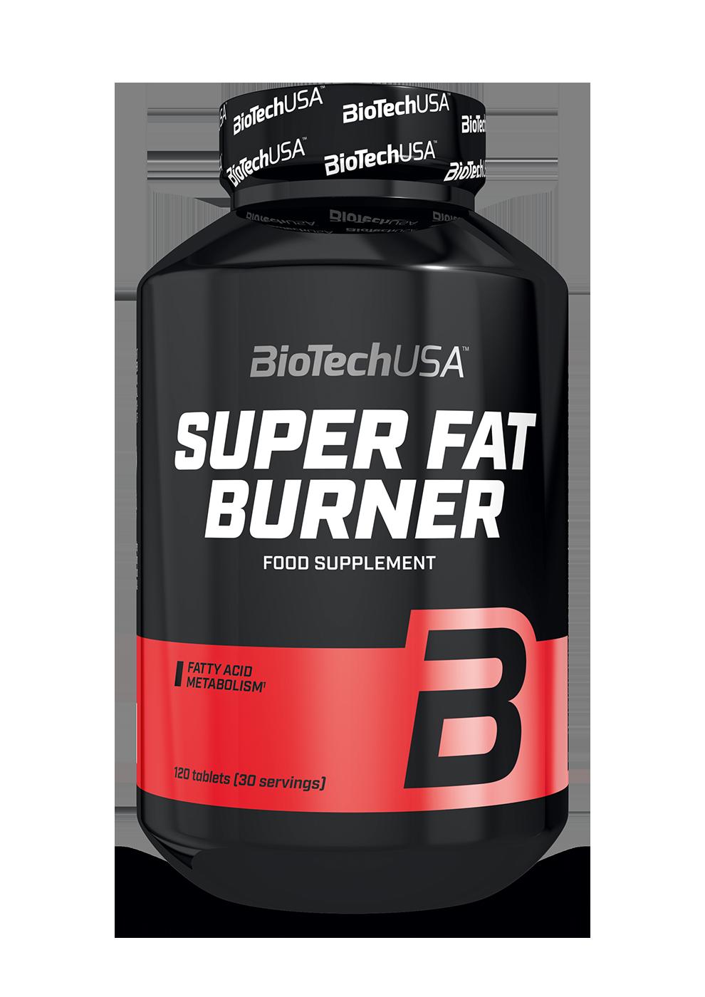Super Fat Burner BioTech USA 120 капс.