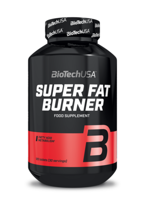 Super Fat Burner BioTechUSA 120 капс.