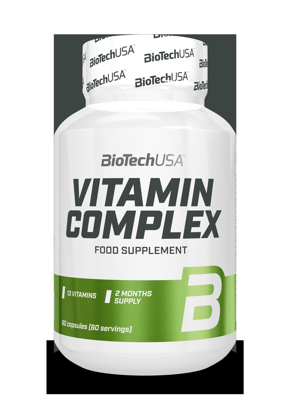 Vita Complex BioTech USA 60 табл.