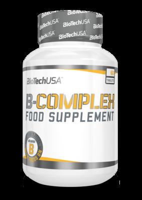 B-Complex BioTech USA 60 табл.
