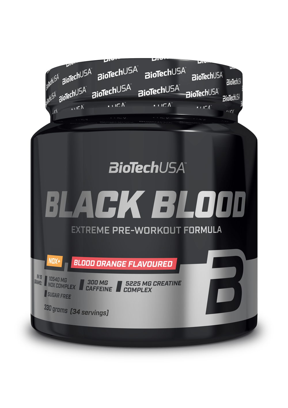 Black Blood NOX+ BioTech USA 330 г