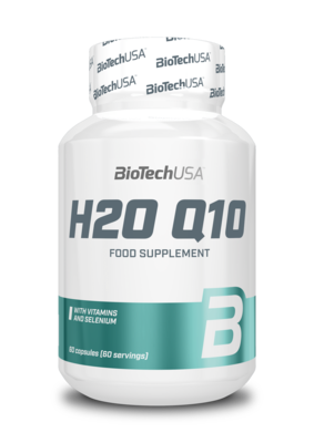 H2O Q10 BioTech USA 60 капс.