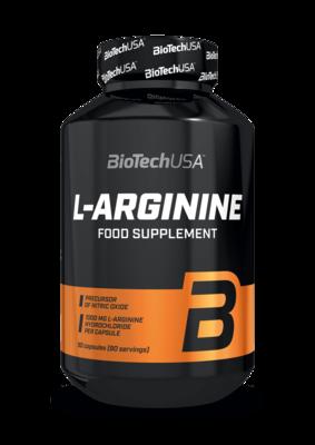 L-Arginine BioTech USA 90капс