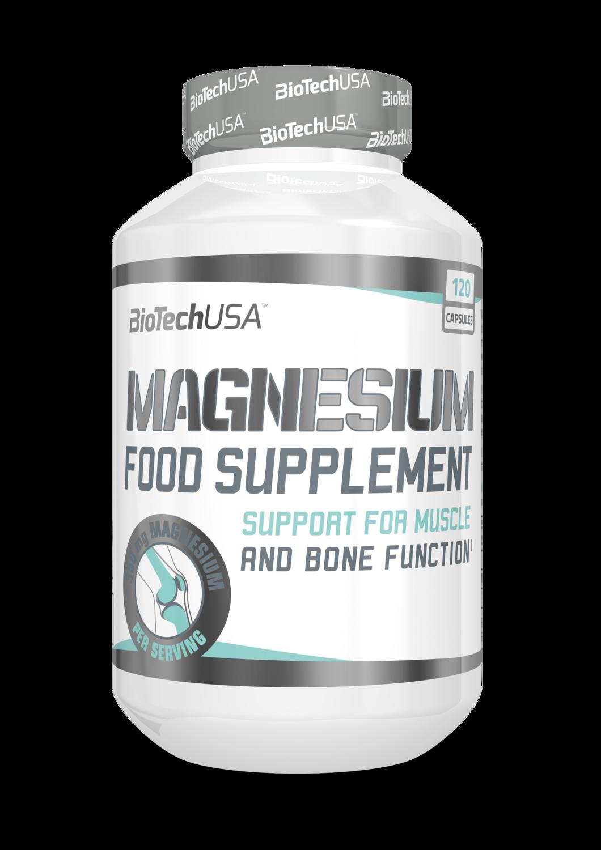 Magnesium BioTech USA 120 капс.