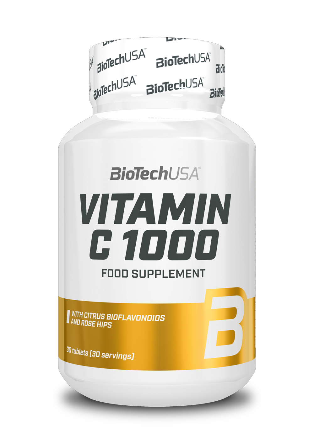 Vitamin С 1000 BioTech USA 30 табл.