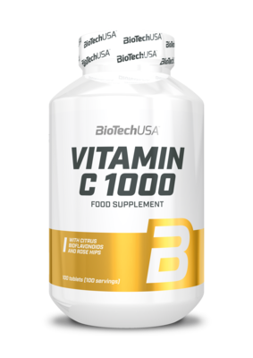 Vitamin С 1000 BioTech USA 100 табл.