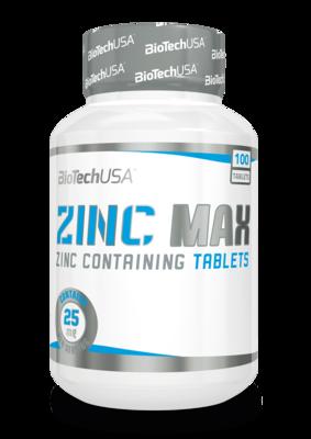 Zink Max BioTech USA 100 табл.