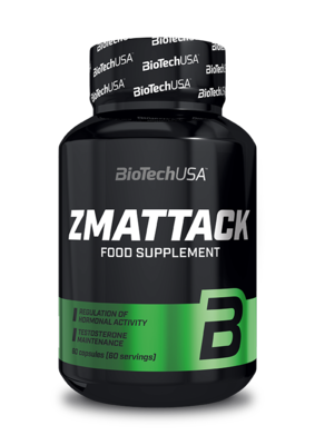ZMAttack BioTech USA 60 капс.