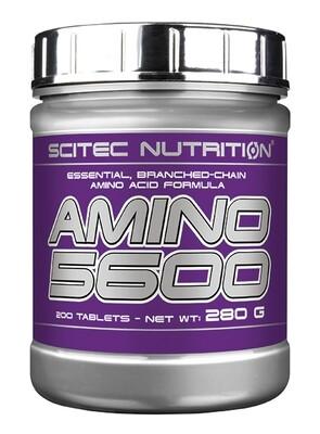 Amino 5600 Scitec Nutrition 200табл.