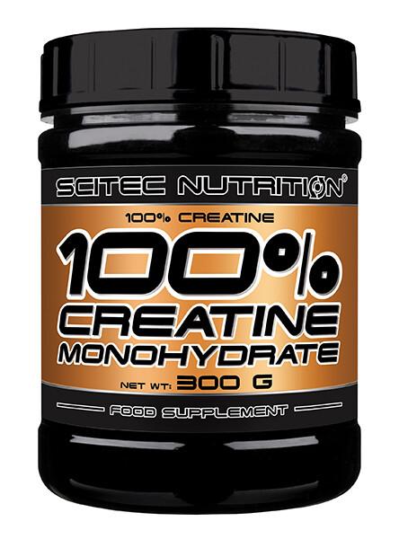 100% Creatine Scitec Nutrition300гр.