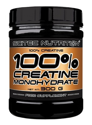 100% Creatine Scitec Nutrition300гр.