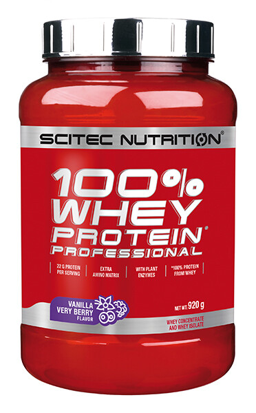 Whey Protein Professional Scitec Nutrition 920 гр.
