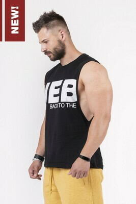 Back To The Hardcore tank top 144