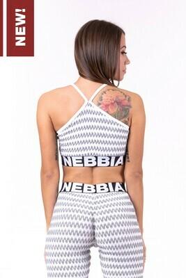 Boho Style 3D pattern mini top 659