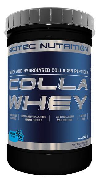 CollaWhey Scitec Nutrition 560 гр.