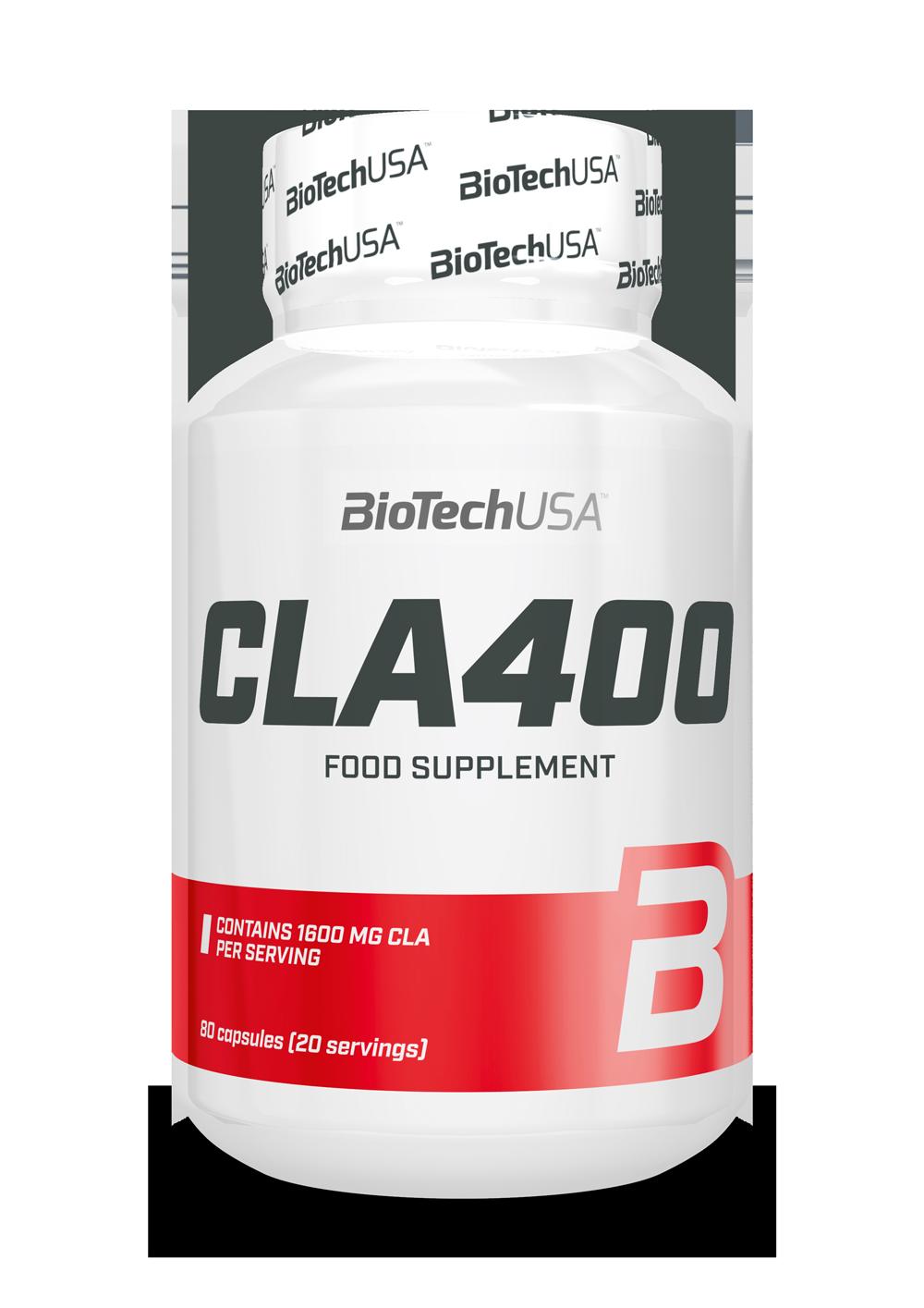 CLA 400 Biotech USA 80 кап.