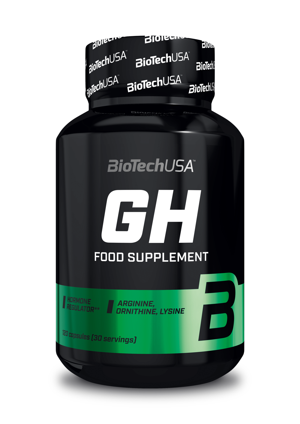 GH Hormon Regulator Biotech USA 120 капс.