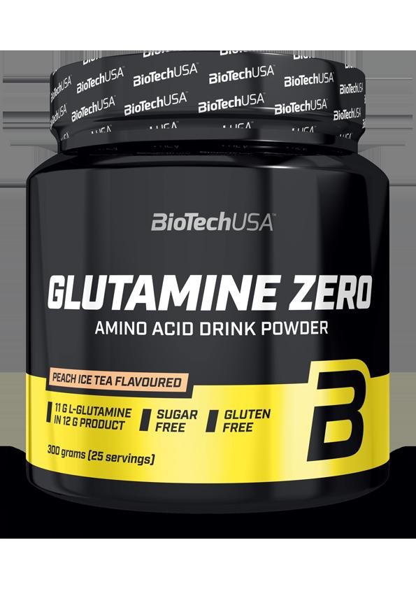 Glutamine Zero BioTech USA 300 гр.