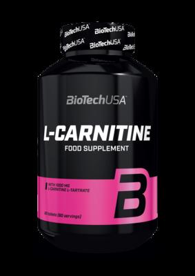 L-Carnitine 1000 мг BioTech USA 60 табл.