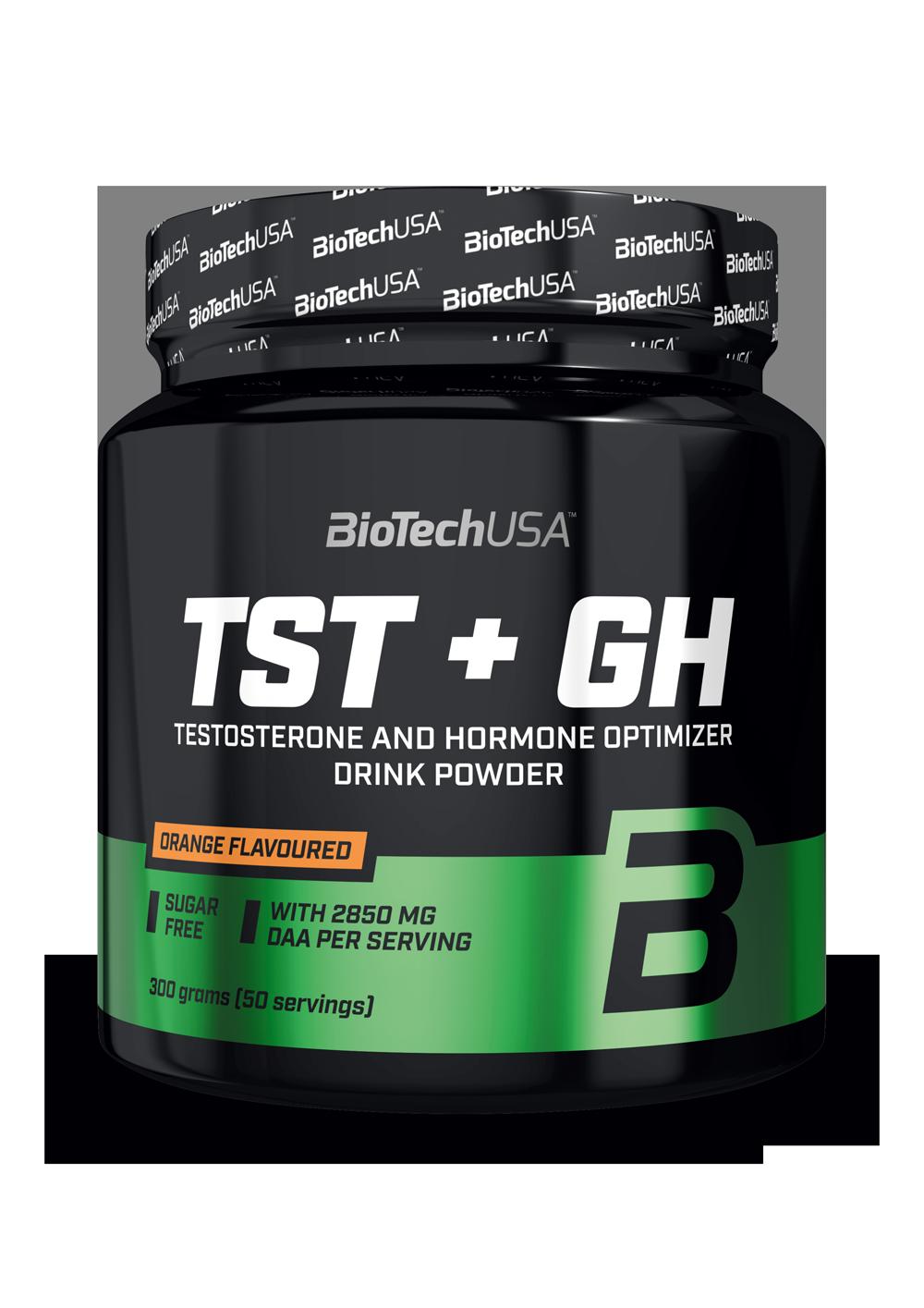 TST + GH Biotech USA 300 гр.