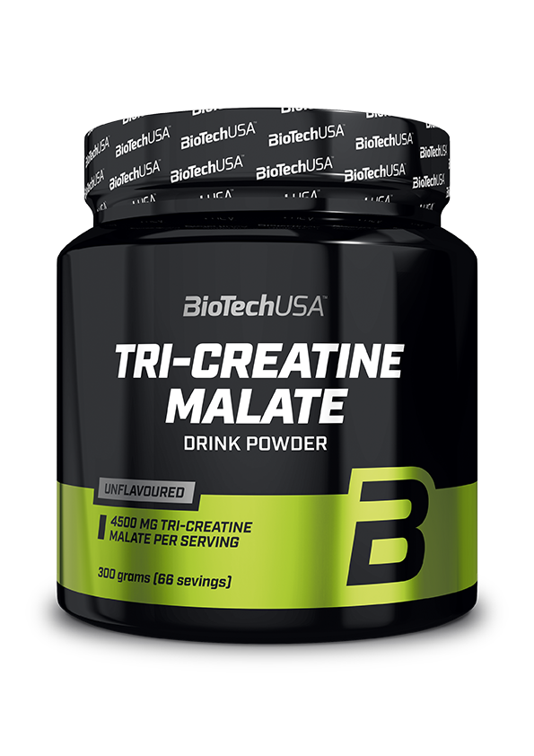 Tri-Creatine Malate Biotech USA 300гр.