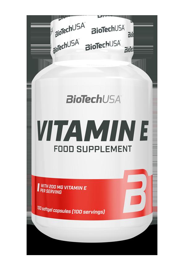 Vitamin E BioTech USA 100 капс.