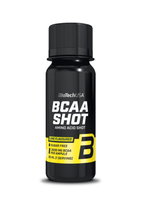 BCAA Shot BioTech USA 60ml x 20