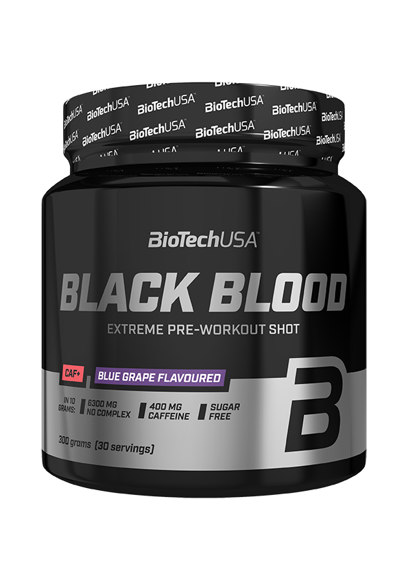 Black Blood CAF+ BioTech USA 330 г