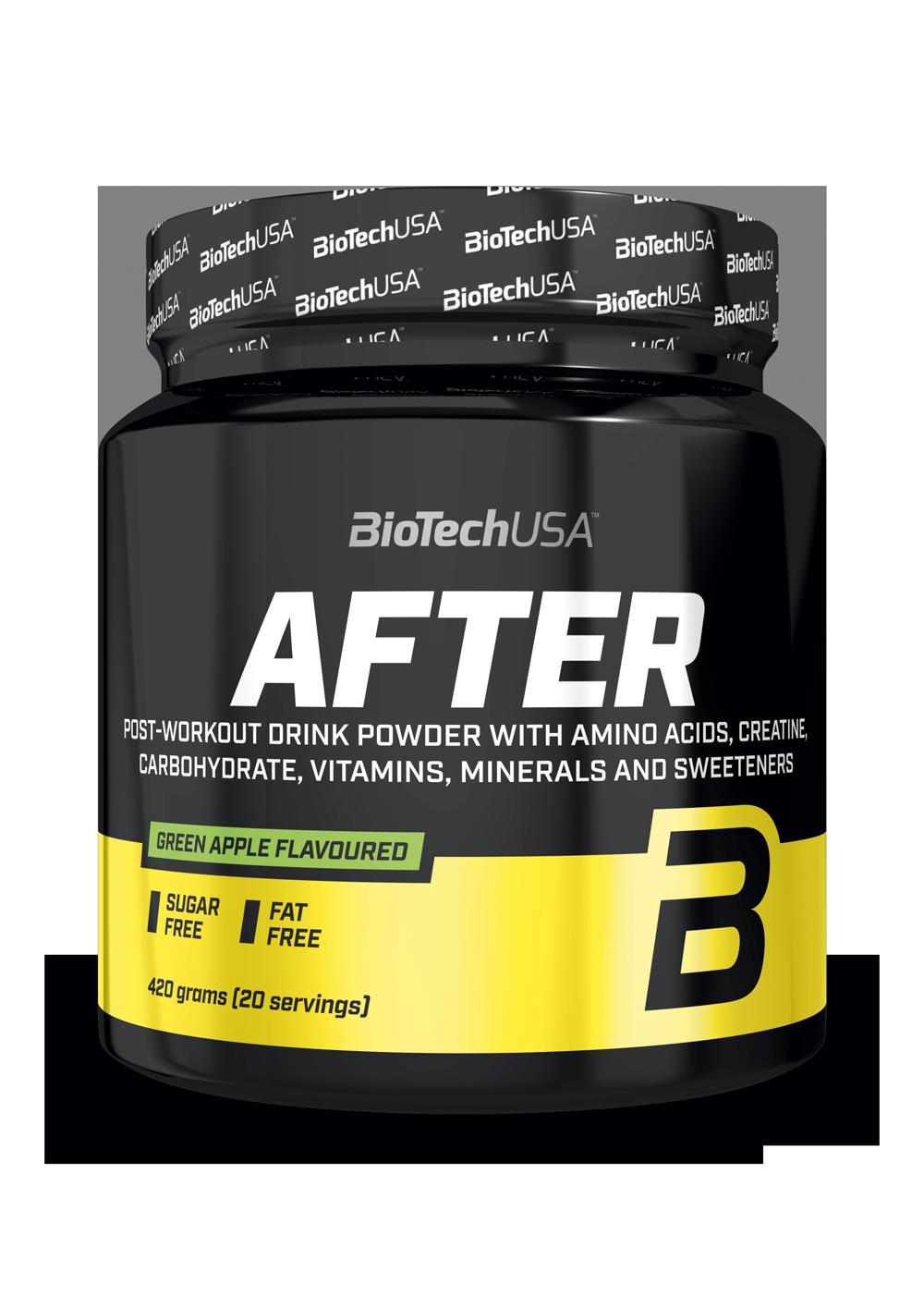After BioTech Usa 420 гр.