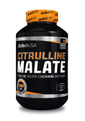 Citrulline Malate BioTech USA 90 капс.