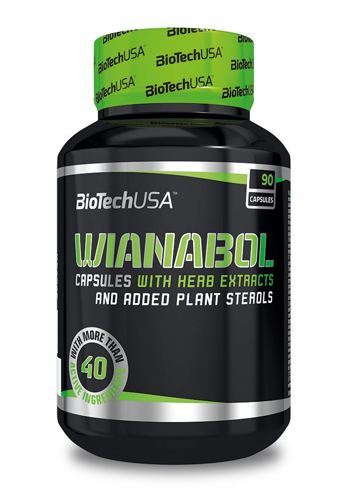 Wianabol BioTech USA 90 капс.