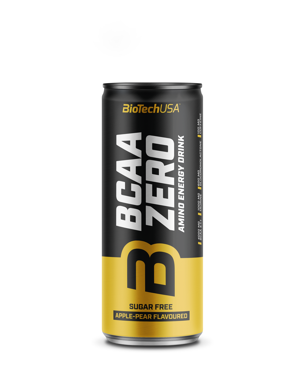 BCAA ZERO ENERGY DRINK BioTech USA 330 мл.