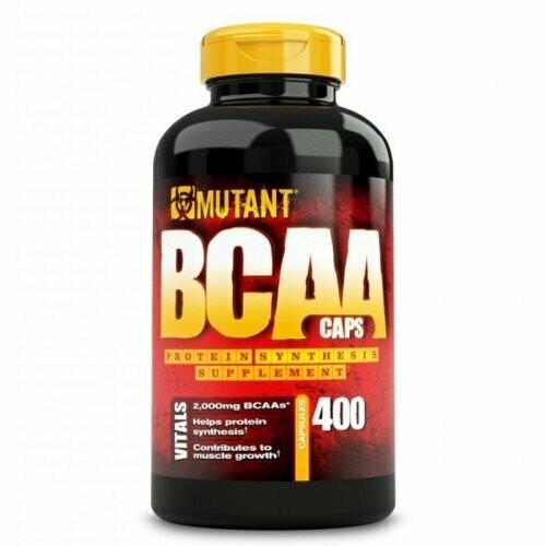 BCAA Mutant 400 капс