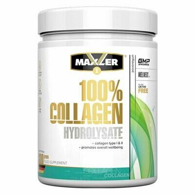 100% Collagen Hydrolysate Maxler 300 г