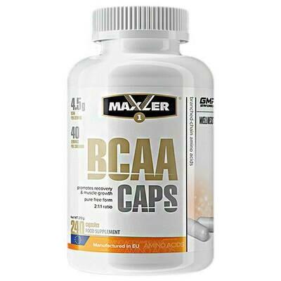 BCAA Maxler 240 капс.