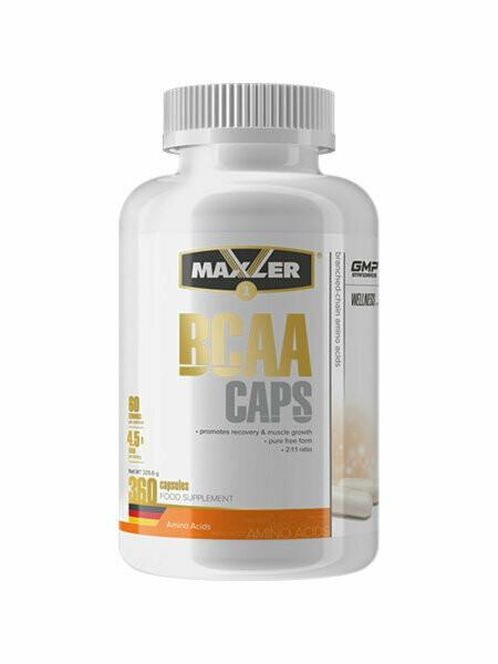 BCAA Maxler 360 капс.