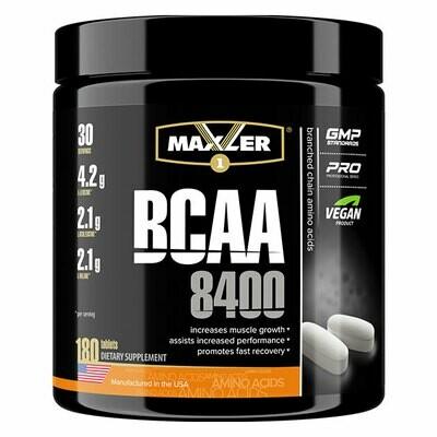 BCAA 8400 Maxler 180 таб.