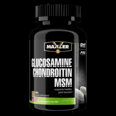 Glucosamine-Chondroitin-MSM Maxler 90 таб.