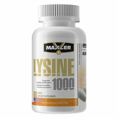Lysine 1000 Maxler 60 таб.